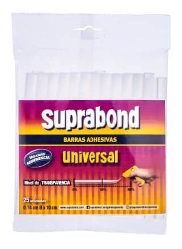 Barras Suprabond Finas Universales Máxima Adherencia 145gr