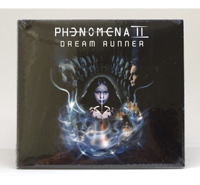 Cd Phenomena Ii Dream Runner (remastered Edition) Lacrado