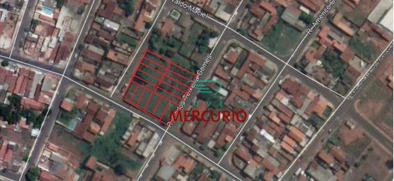 Terreno À Venda, 125 M² Por R$ 75.000,00 - Tangarás - Bauru/sp - Te1190