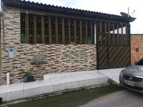 Casa Com 2 Dormitórios À Venda, 126 M² Por R$ 135.000,00 - Distrito Industrial I - Manaus/am - Ca4070