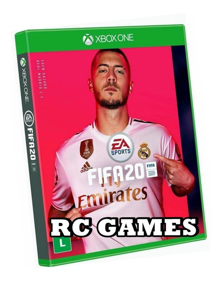 Fifa 20 Xbox One Mídia Digital!!