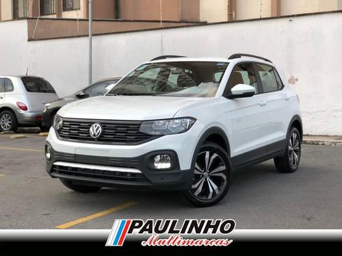Imagem 1 de 10 de Volkswagen T-cross 1.0 Tsi Flex 12v 5p Aut. Flex 2021