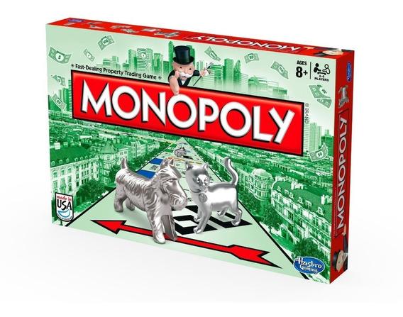 Monopoly Clásico En Español Nuevo (en D3 Gamers)