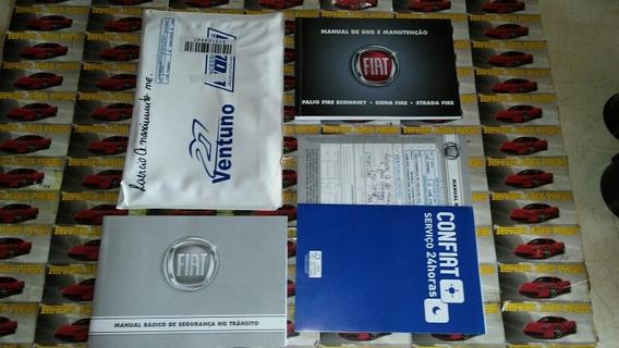 Manual Proprietário Fiat Strada 1.4 2008