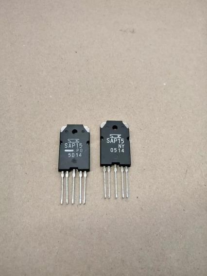 Sap15 P + Sap15 N Par Original Circuito Integrado