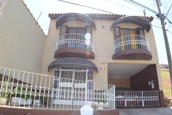 Sobrado Residencial Em Bragança Paulista - Sp - So0036