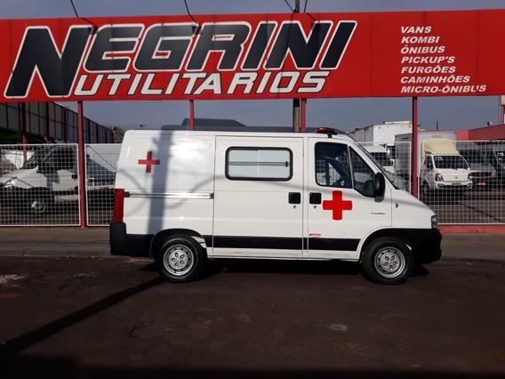 Ambulância Completa Jumper - 2014 - Novissima - Negrini