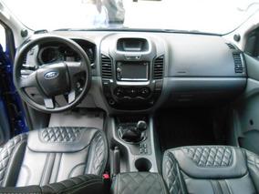 Ford Ranger Xl Crew Cab 4-ptas 2017 Seminuevos