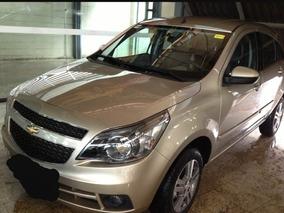 Chevrolet Agile 1.4 Ltz 5p 2013