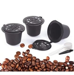 Kit Com 3 Capsulas Nespresso + Gratis 1 Scoop