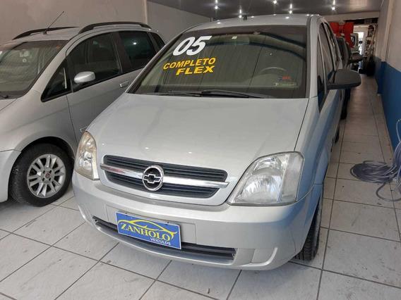 Chevrolet Meriva 1.8 Joy Flex Prata 2005