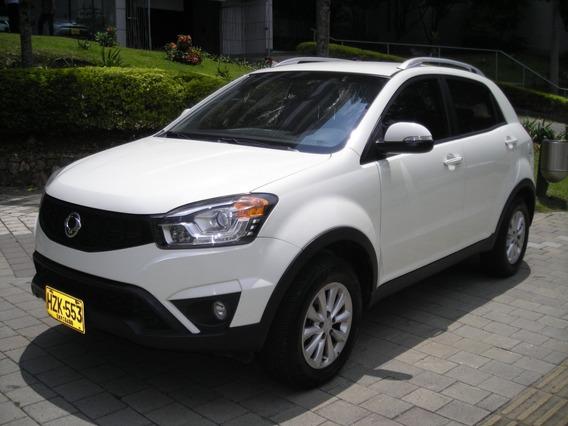 Ssang Yong New Koando 2.0 Gasolina 4x2 Secuencial