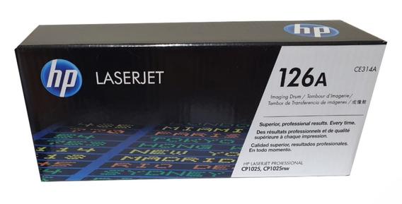 Toner Hp Laserjet 126a Ce314a Tambor De Imagem Original