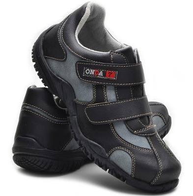 Sapatenis Masculino Em Com Velcro Lançamento Sw Shoes