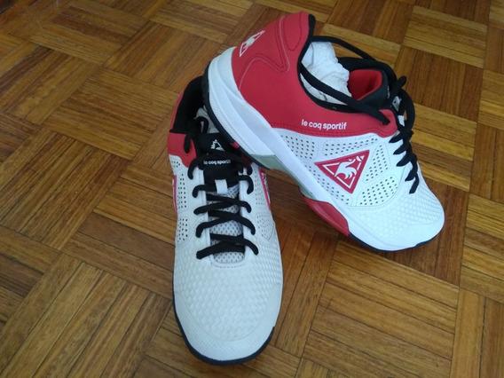 Zapatillas Mujer Le Coq Sportif,39,cero Km,tenis,mas Calidad
