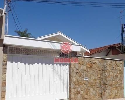 Casa Residencial Para Locação, Alto, Piracicaba. - Ca1400
