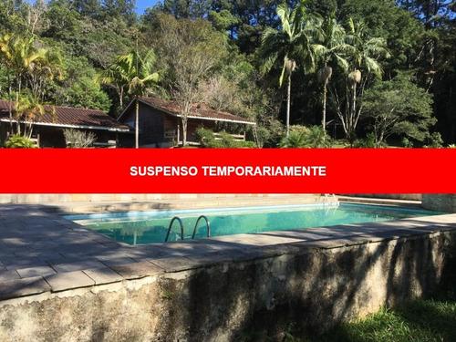 Imagem 1 de 30 de Sítio Completo Em Juquitiba; - 141 - 32982506