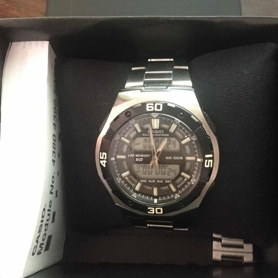 Relógio Casio Module No. 4380 4396 5048 Di
