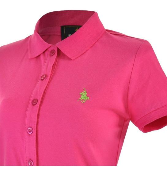 Vestido Para Dama, Polo Club Of Berkshire / Coral