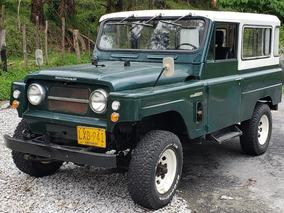 Nissan Patrol 1977