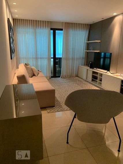 Apartamento Para Aluguel - Vila Da Serra, 4 Quartos, 154 - 893018232