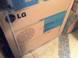 Aire Acondicionado Lg Plasma Multi Split M363cs 36000 Btu