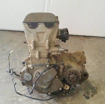 Peças Motor Kxf 450