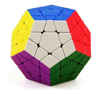 Cubo Megaminx Megamix Speedcube Tipo Rubiks
