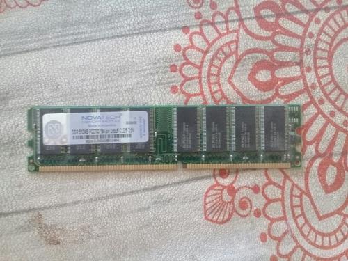 Memoria Ram Ddr Novatech 512mb
