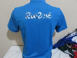 Camisa Da Olimpiadas 2016 Cerimonia