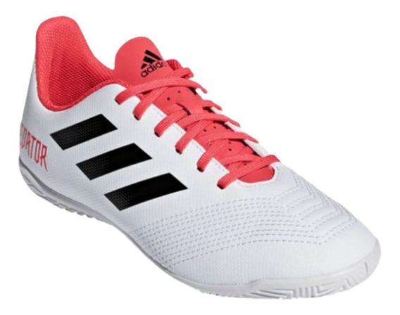 Chuteira Tenis Futsal adidas Predator Tango 18.4 In Promoção