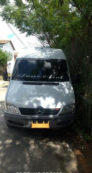 Mercedes-benz Sprinter Furgão 2.2 Cdi 313 Longo Teto Alto 5p
