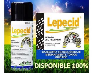 Lepecid 450ml (matagusanos)