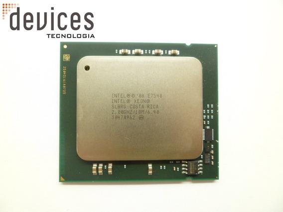 Processador Intel Xeon Para Servidor E7540 Slbrg 2ghz-usado