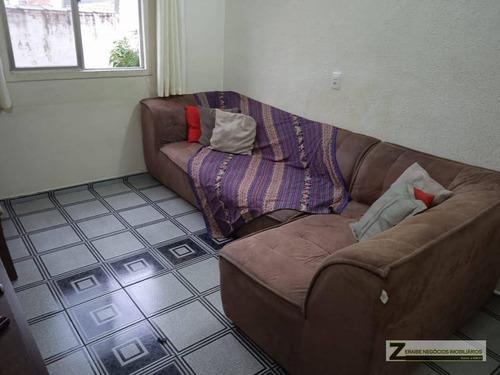 Imagem 1 de 12 de Apartamento Com 2 Dormitórios À Venda, 56 M² Por R$ 220.000 - Ponte Grande - Guarulhos/sp - Ap1046