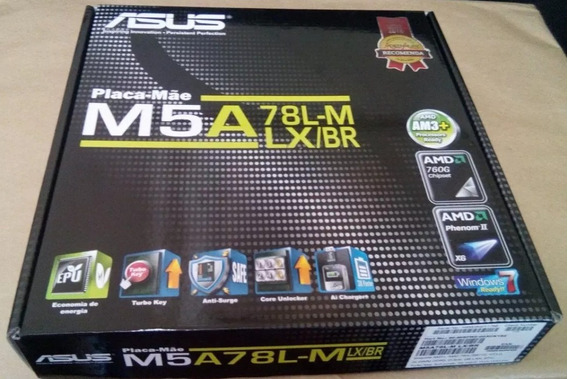 Kit Upgrade Phenom Ii X4 + Asus M5a78l Mlx + 8gb + Cooleramd