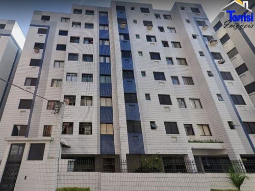 Imagem 1 de 30 de Apartamento Em Praia Grande,  02 Dormitório, Guilhermina, Ap02966 - Ap02966 - 69980660