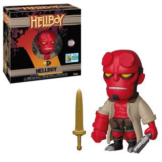 Figura Funko Pop 5 Star Hellboy - Hellboy