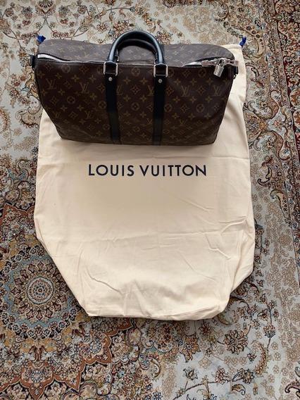 Dustbag Saquinho Louis Vuitton Enorme Nova