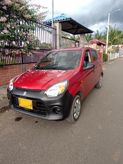 Susuki Alto, 2019, 30mil Km, Económico En Combustible