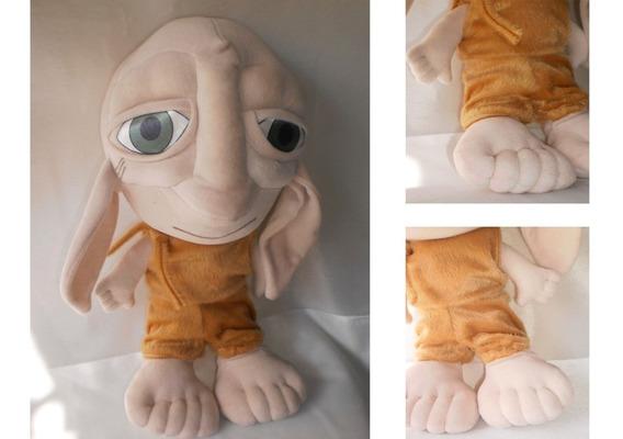 Pelúcia Dobby Do Filme Harry Potter