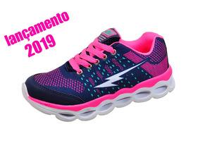 Tenis Infantil Feminino 29 Ao 36 R1742