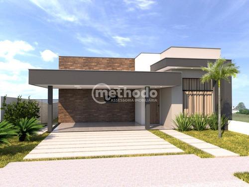 Casa Venda Swiss Park Campinas Sp - Ca00814 - 69018887