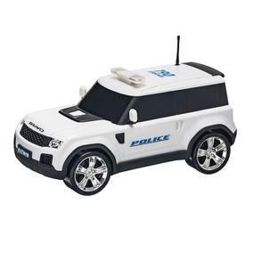 Carrinho De Policia Brarvo Brinquedo Promoção