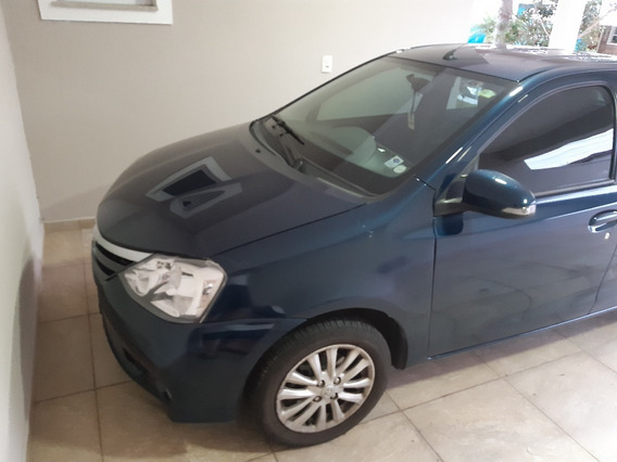 Toyota Etios 1.5 16v Xls 4p