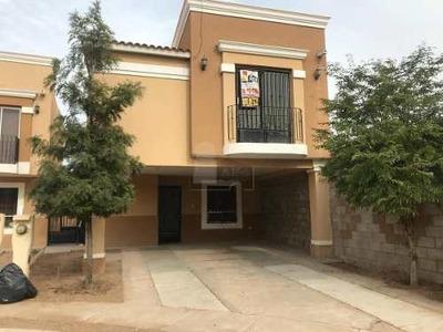 Casa En Venta En El Esplendor Al Norponiente De Hermosillo, Sonora