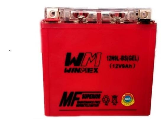 Bateria Gel Para Moto 12n9-3b
