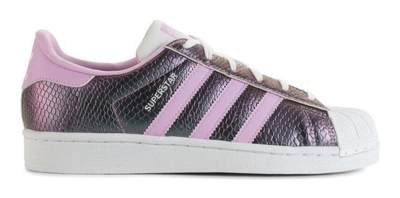 Adidas Superstar Zapatillas Violeta en Mercado Libre Argentina