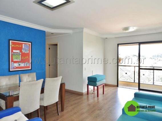 Apartamento A Venda No Bairro Butantã Em São Paulo - Sp. - J-330-1