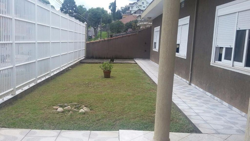 Casa Residencial À Venda, Bigorrilho, Curitiba. - Ca0012
